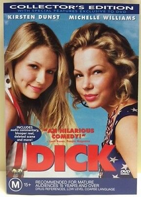 Dick : Collector'S Edition – Dvd, Kirsten Dunst, Michelle Williams