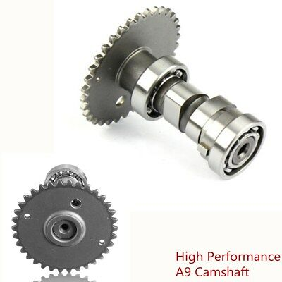 Motorcycle Alloy A9 Camshaft For GY6 50cc 100cc ATV Moped Scooter 139QMA 139QMB