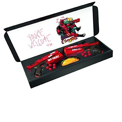 NEW Nerf Rival Deadpool Kronos XVIII 500 Dual Pack FREE SHIPPING
