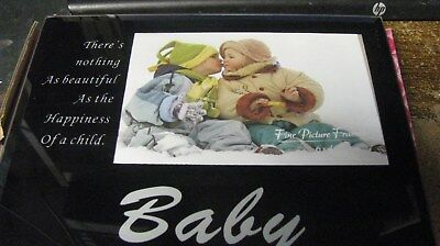 picture frame, baby, new, accrylic, free shipping