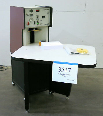 US Paper Counters Mega-Max 1 Sheet Counter / Tabber Machine