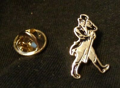 Johnnie Walker Scotch - Walking Man Pin - Post Back Hat Pin - Tie Pin - NEW