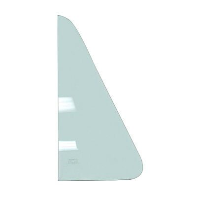 64 - 66 Chevy Pickup Truck Vent Window Glass - Green Tinted
