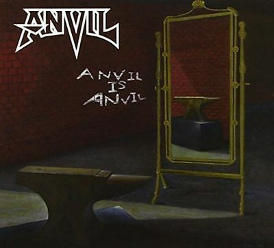 Anvil Is Anvil - Anvil CD-JEWEL CASE Free Shipping