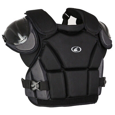 Champro Pro-Plus Adult Umpire Chest Protector - Black (NEW) Lists @ $90