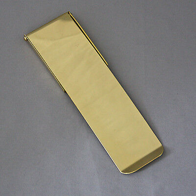 Vertical Brass Letterbox Flap/Tidy
