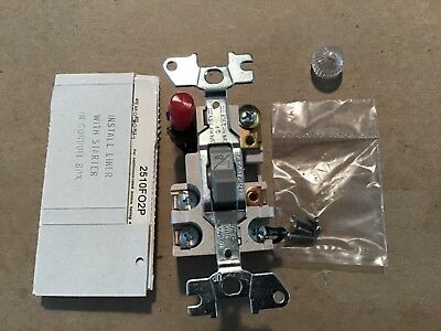 Square D 2510FO2 FHP Manual Starter 2510 FO2 New (TB)