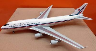 JC Wings 200 like Inflight 200 Gemini 200 China Airlines B747-400 old color 1:40