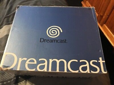 Sega Dreamcast Console Box Only - No Console - Bargain