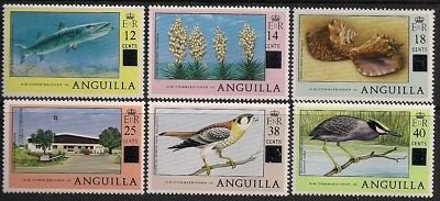 Anguilla Stamp - Surcharges Stamp - NH