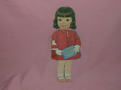 Old 1950s Dress a Doll Story  Book