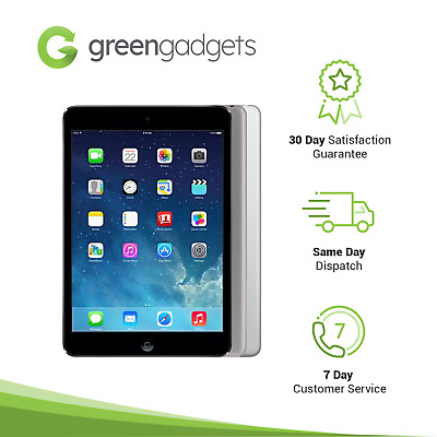 Apple iPad Air 1st Generation Wi-Fi Only / Wi-Fi + Cellular Tablet Unlocked