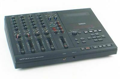 Yamaha MT4X Multi Channel Cassette Recorder 4 Track w/Tracking Number F/S (5.5)