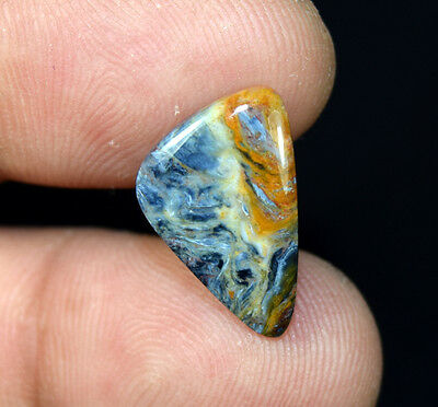 4.15 Cts. 100 % Natural Chatoyant Pietersite Fancy Cabochon Loose Gemstones