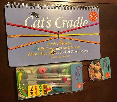 Cats Cradle Book & Kit