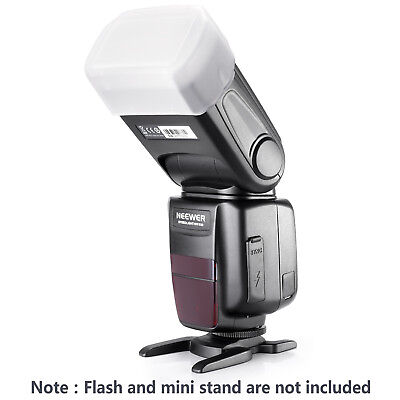 Neewer Camera Flash Bounce Light Hard Diffuser for Neewer NW561 NW562 NW565