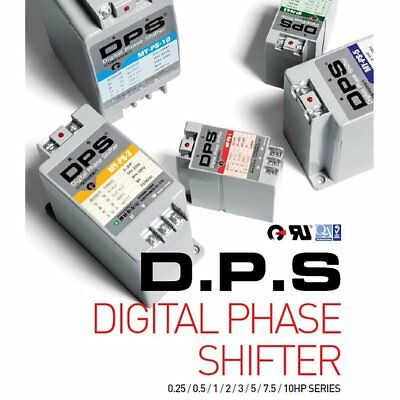 Myung Youn Electronics Digital Phase Converter MY-PS-0.5HP / Shifter