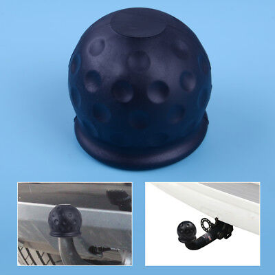 50mm Rubber Auto Tow Bar Ball Protector Cover Cap Hitch Caravan Trailer