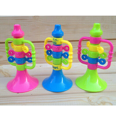 Baby Cute Trumpet Speakers Children Musical Instruments Educational Hooters Toys