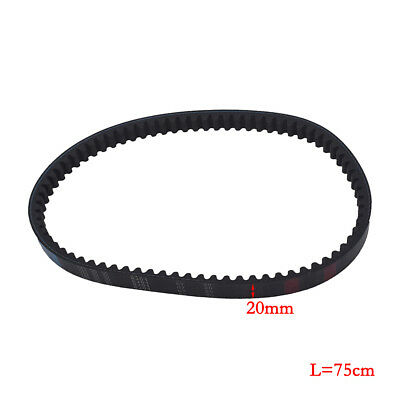 Clutch Drive Belt 743 For 20 30 Scooter Moped GY6 125cc 150cc CVT Quad Bike