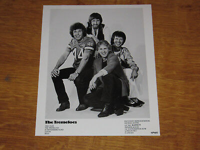 The Tremeloes - Original Uk Promo Press Photo (A)