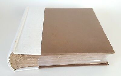 Vintage Postcard Album with 60+ Old Postcards / Real Photos Mixed Collection