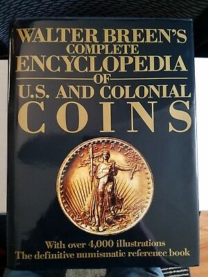 Walter Breen's Complete Encyclopedia of U.S. and Colonial Coins 1988