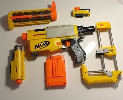 Nerf Recon cs-6, GOOD CONDITION