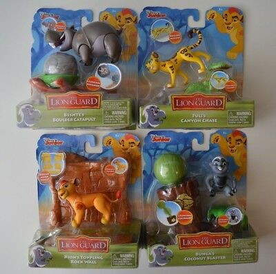 Disney Junior The Lion Guard Bunga, Kion, Beshte and Fuli -Choose your Character