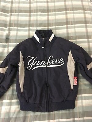 Yankees Kids Toddler Jacket 3T Majestic