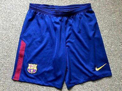 Nike Barcelona Sports Football Shorts Dri-Fit - Worn Twice only