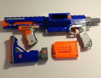 Nerf Raider Cs35 ammo included- GOOD CONDITION