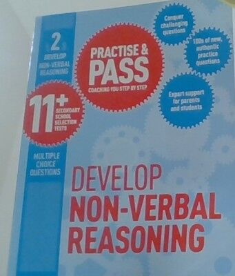 Practise and Pass 11+ Develop Non-Verbal Reasoning Book 2 SAVE 3.50