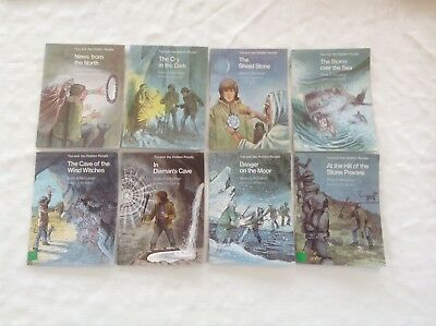Tim And The Hidden People complete Series D.