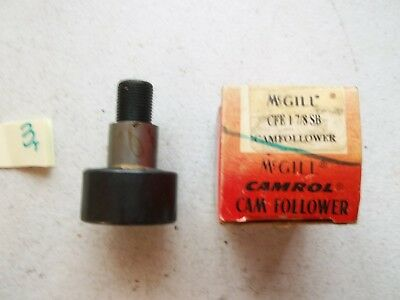 New In Box Mcgill Cfe1 7/8 Sb Cam Follower (114-1)