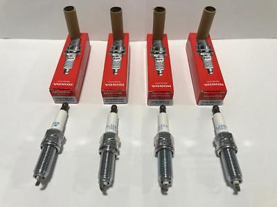 4pc New OEM NGK Honda Iridium Spark Plugs 12290-R41-L01  DILZKR7A-11GS