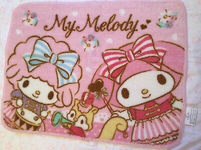 Sanrio Japan Pink My Melody Bath Mat Floor Rug Room Carpet Home Goods NWT