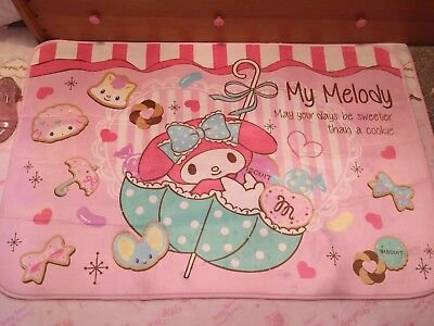 Japan Pink Sanrio My Melody Floor rug Room Carpet Area Mat Home Goods 100x150 cm