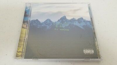 Kanye West Ye 2018 (Mixtape) CD Album Rap PA Full CD Back Cover HOT! like PABLO!