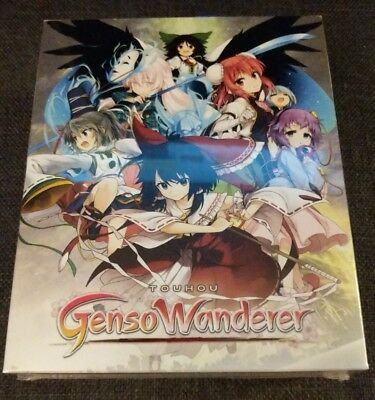 Touhou Genso Wanderer Double Focus Limited Edition PlayStation 4