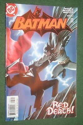 Batman #635 DC Comics modern age 1st app Jason Todd as Red Hood Key issue vf/nm