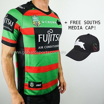South Sydney Rabbitohs 2018 NRL Home Jersey *BNWT* (Sizes S-5XL)