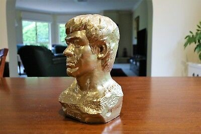 Very Very Rare Large Bruce Lee Statue Figure Plaster Specially Tailor Made