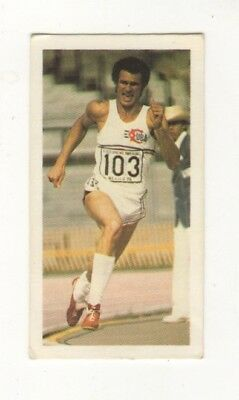 Olympic Games Athletics Card 1979. Alberto Juantorena, Cuba