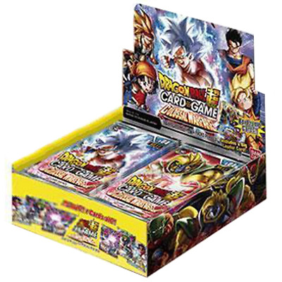 PREORDER Dragon Ball Super Card Game Booster Box Seires 04 w/ 24 Booster Packs