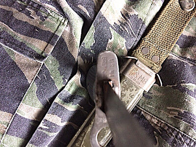 M4-Bayonet US Military Rare Bren-Dan with Scabbard for M1 Carbine rifle