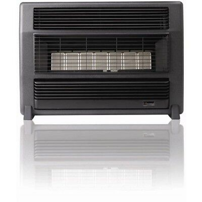 Everdure Brigadier Natural Gas Heater (Black Marble)