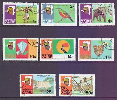 Zaire  1979  Congo River Expedition, CTO.