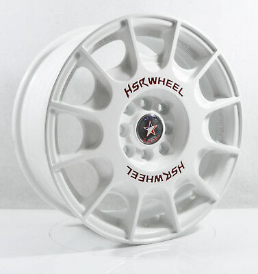 4pcs HSR WHEELS 16 inch Mag Wheels Rim 4X100 4X114.3 Alloy wheel Car Rims W-3
