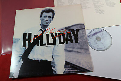 Johnny Hallyday  ROCK'N'ROLL ATTITUDE   LP Philips 824824-1 France 1985 sehr gut